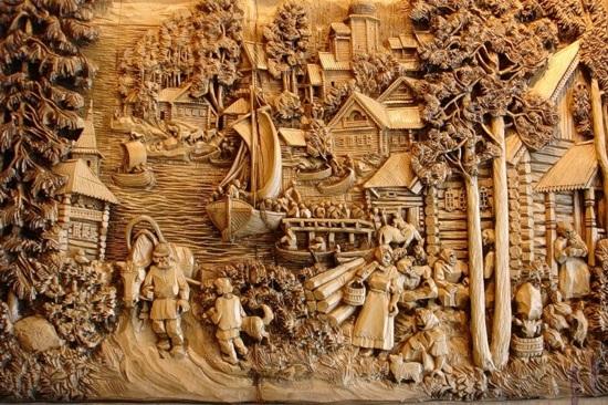unique-carving
